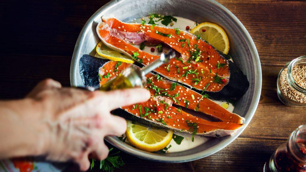 o melhor do pescado para a Páscoa você encontra aqui na Ecil